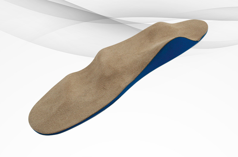 Sensomotorische Einlagen vom Fußexperten - Im Fußschmerz-Ratgeber erfahren Sie mehr über diesen Typ orthopädischer Einlagen.