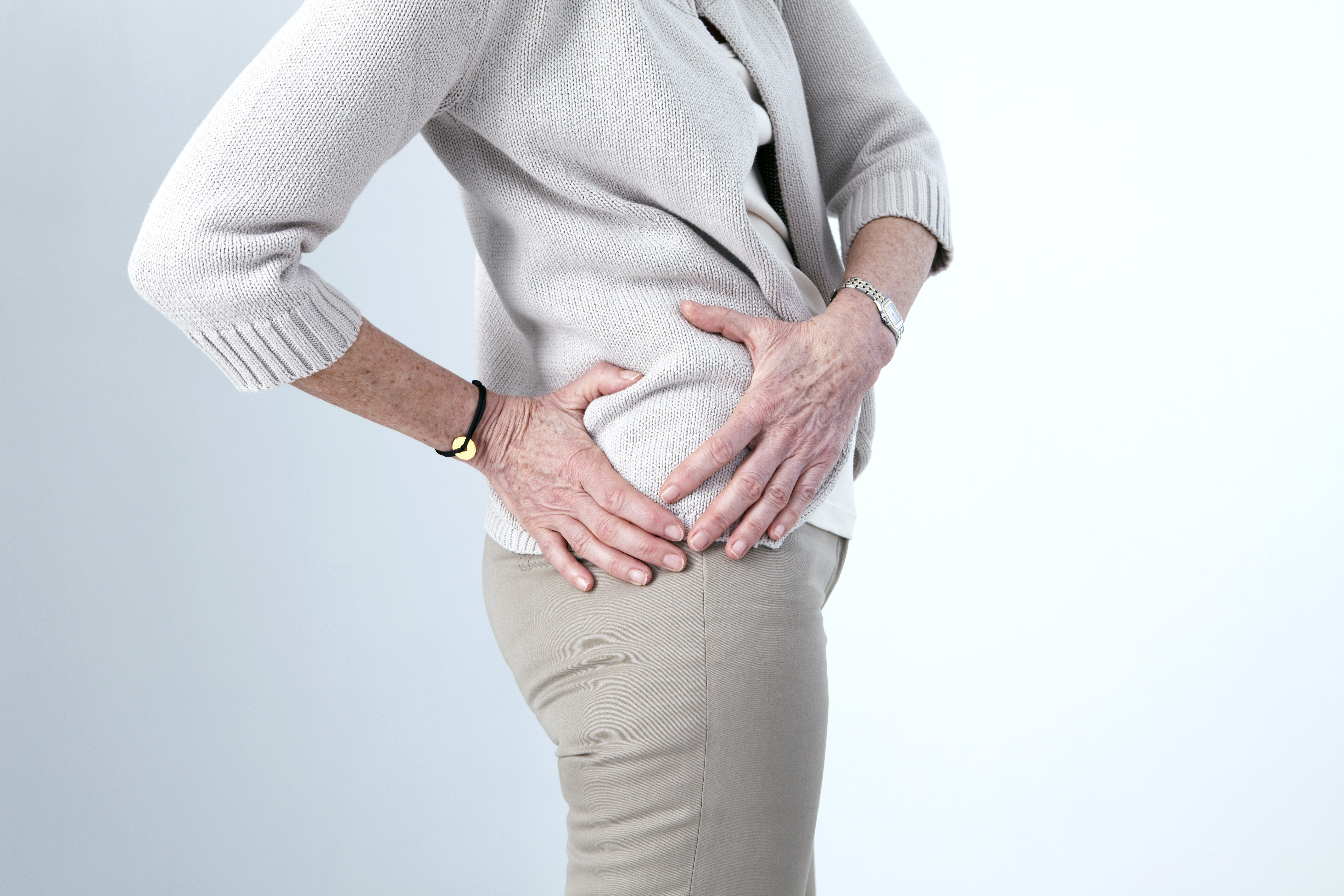 Hüftschmerzen - Fehlstellung des Hüftgelenks